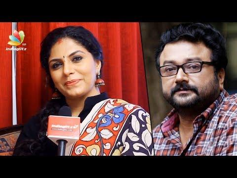 തെലുങ്കിൽ പോകേണ്ടിവന്നു ജയറാമിനൊപ്പം അഭിനയിക്കാൻ | Viswasapoorvam Mansoor Asha Sarath Interview