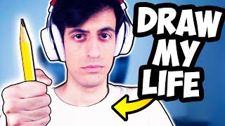 I Draw My Life... (Childhood Reveal)