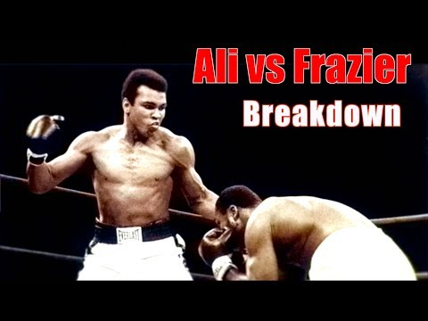 The Fight of the Century Explained - Ali vs Frazier Breakdown
