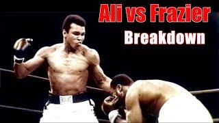 Video The Fight of the Century Explained - Ali vs Frazier Breakdown download MP3, 3GP, MP4, WEBM, AVI, FLV November 2018