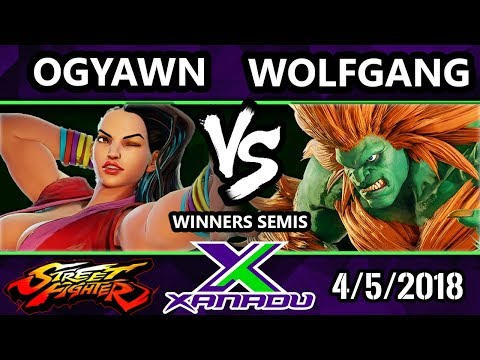 F@X 244 SFV - ogyawn (Laura) Vs. Wolfgang (Blanka) Street Fighter 5 Winners Semis