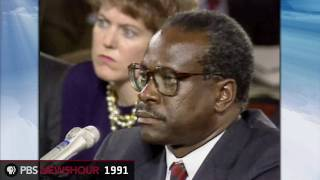 Supreme Court Moments In History: Clarence Thomas And Anita Hill