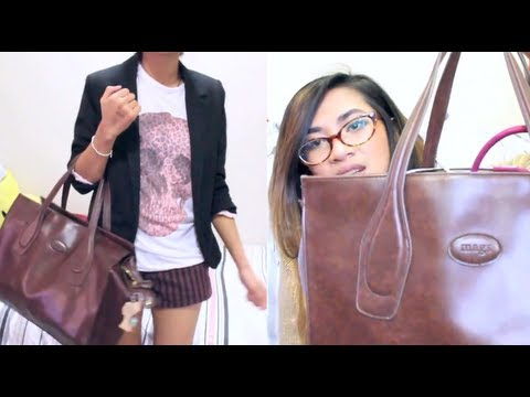 Philippines Fashion Haul 2012 + OOTD
