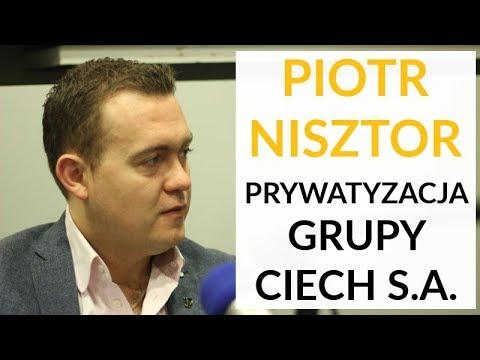 Nisztor u Gadowskiego: Powrót wielkiego przekrętu finansowego-prywatyzacji spółki CIECH S.A.