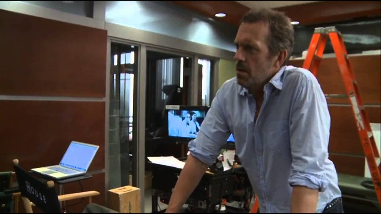 Hugh Laurie- House MD ...