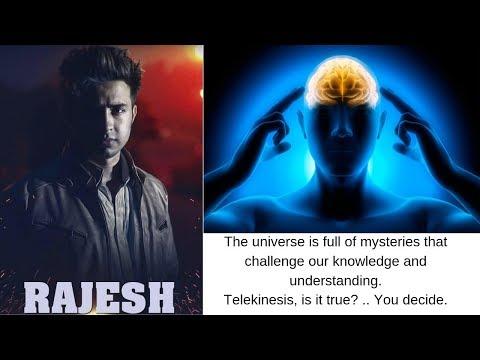 Rajesh kumar magic Telekinesis