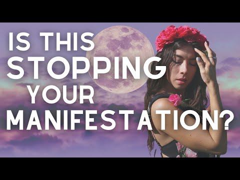 This is Why You Are Not Attracting What You Want. Most Common Manifestation Block & How To Fix It!