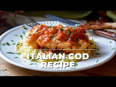 Italian Cod Fish