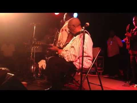 """B.B. King - """"The Thrill is Gone"""" LIVE at the 2014 Indianola, Mississippi Homecoming show"""