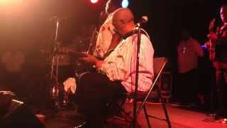 B.B. King - The Thrill is Gone (live at the 2014 Indianola, Mississippi Homecoming show)