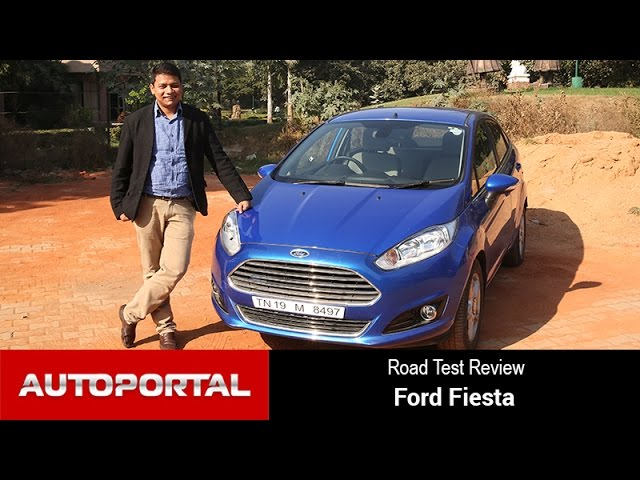 Ford Fiesta Test Drive Review - Autoportal