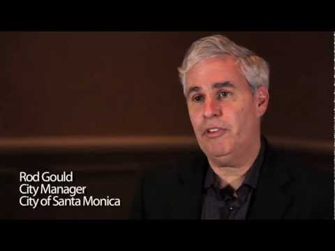 Rod Gould, Santa Monica - Meet Your City Manager