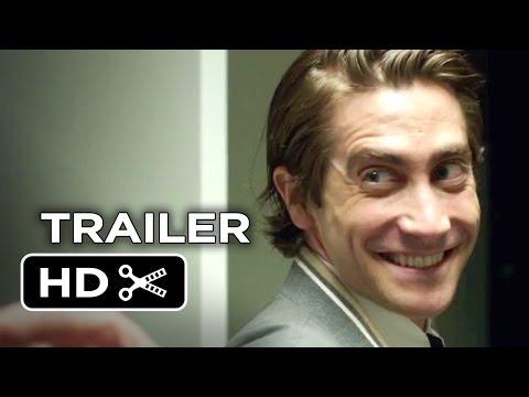 Nightcrawler Teaser Trailer #1 (2014) - Jake Gyllenhaal Movie HD