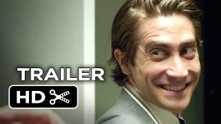 Nightcrawler Teaser Trailer #1 (2014) - Jake Gyllenhaal Movie HD