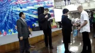 День Первого Президента РК в Степногорске