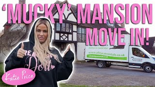 KATIE PRICE: MOVING BĄCK IN MY 'MUCKY' MANSION!