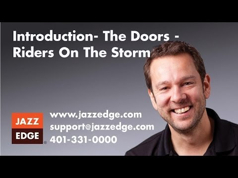 Learn To Play Piano At Home: Introduction- The Doors - Riders On The Storm