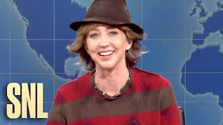 Weekend Update: Jessie Raunch on Food Insecurity - SNL