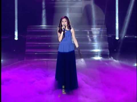 Sarah Geronimo sings a classic OPM 'Paano Bang Mangarap'