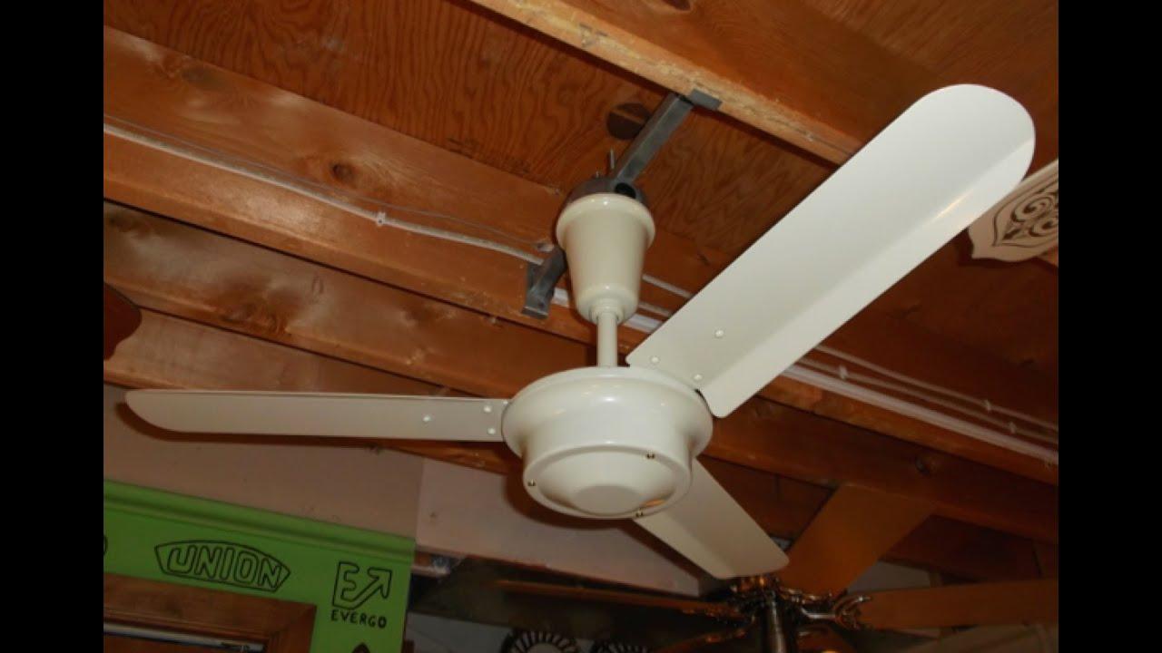 Cec caribbean breeze type ceiling fan youtube aloadofball Choice Image