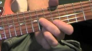 Dig A Pony Beatles guitar lesson solo