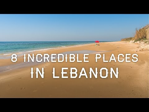 Top 8 INCREDIBLE places in Lebanon