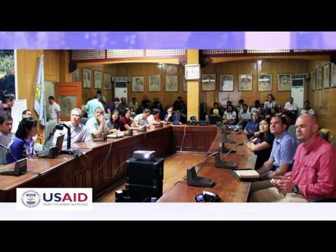 USAID Visit to Zamboanga City and Basilan Province 2013Nov05-06