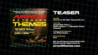 AIRWOLF Extended Themes CD1 Track 18 Teaser - Airwolf Theme PILOT / Season 1 + 2 Minimalist Theme