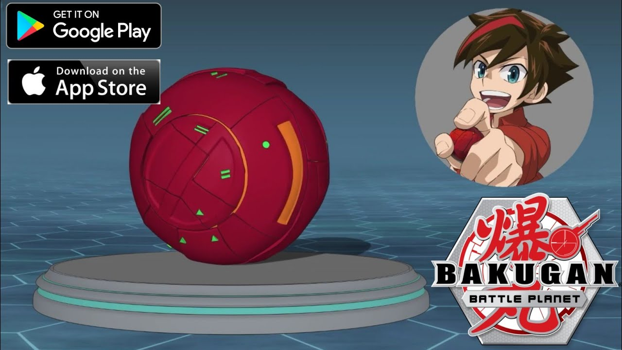 Bakugan App Gameplay (Android/ios)