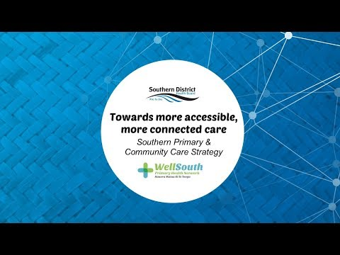 Primary & Community Care Strategy. Public Presentation.