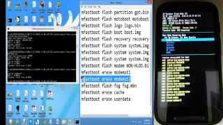 Flash Moto E Stock ROM - 1st Gen | Fix Brick