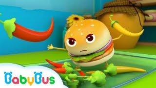 Cuộc nổi dậy của Hamburger, Khoai tây chiên và Cola | Tuyển tập nhạc thiếu nhi hay nhất | BabyBus