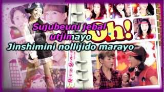 Oh!(korean ver.)karaoke instrumental - Girls Generation(SNSD).mp4