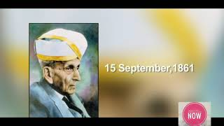 The Man behind National engineer's day of India
