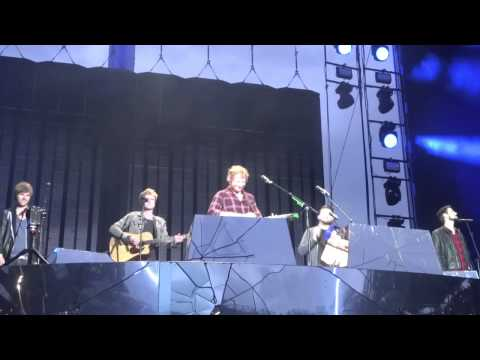All I Want - Ed Sheeran & Kodaline - Croke Park 24/07/2015
