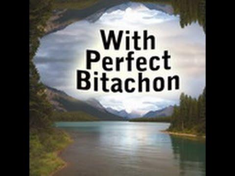 Shmuz #183 - With Perfect Bitachon