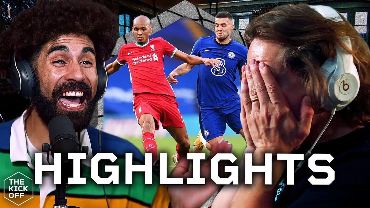 Chelsea 0-2 Liverpool - GOAL REACTIONS