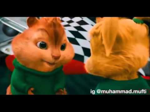 Kun anta   Humood Alkhudher  Chipmunk Version  حمود الخضر   كن أنت
