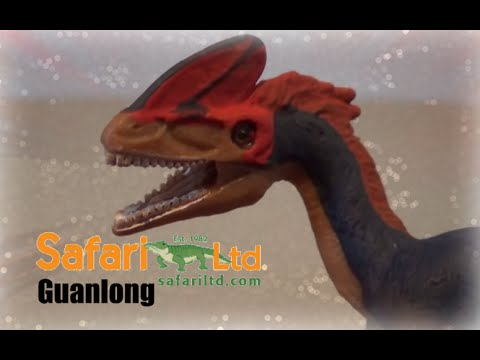 Safari Ltd.    Guanlong    Review