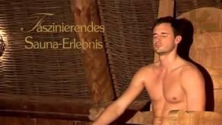 Therme Erding SAUNALANDSCHAFT NEU - Erding, Bayern, Deutschland - Urlaub - Reise - Video