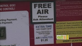 Exit 10/55: Free Air At Gas Stations?
