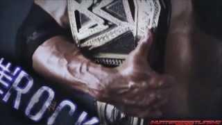 """WWE : The Rock Custom Titantron 2013 - """"Electrifying"""" [HD]"""