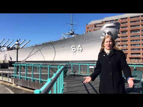 Story Opener USS Wisconsin