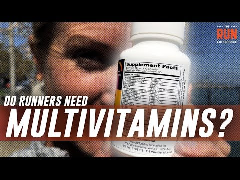 Do Runners Need Multivitamins to Stay Healthy?
