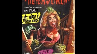 Week 82 (Camp Motion Pictures): Moodz616 Reviews: The Basement (1989)
