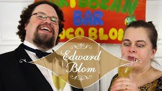 Blom avslöjar sin kärleksdryck | Edward Blom Feat. Gunilla