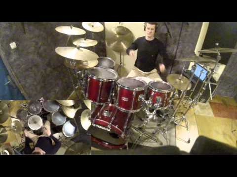 Money for nothing drum cover by alex rey doovi - Zz top la grange drum cover ...
