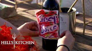 Jackie Invents 'Jersey Juice' | Hell's Kitchen