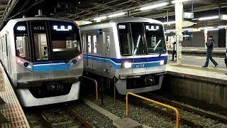 2015/11/29 東京メトロ 東西線 05系 05-118F 中野駅   Tokyo Metro Tozai Line: 05 Series 05-118F at Nakano
