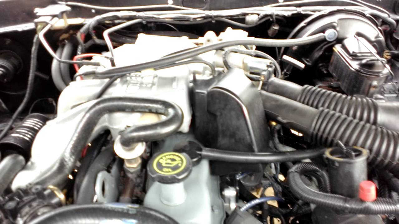 medium resolution of ford f100 custom with fuel injection 4 9 engine